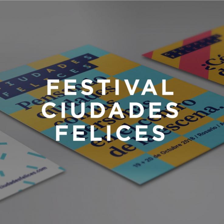 Festival Ciudades Felices