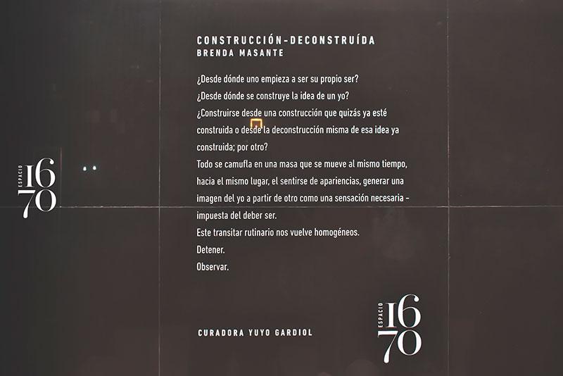 Inauguración Espacio 1670