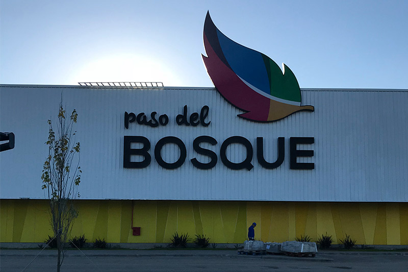 2º Inside Fundar en Paso del Bosque Premium Outlet