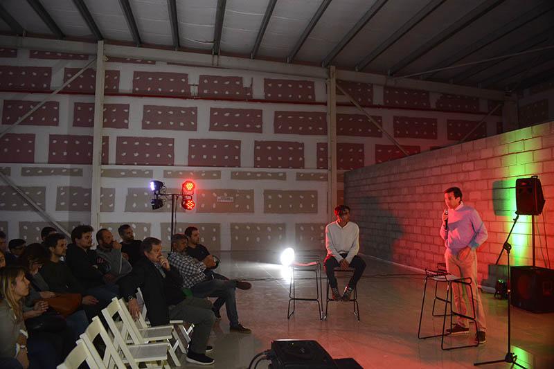 2º Inside Fundar en Paso del Bosque Premium Outlet
