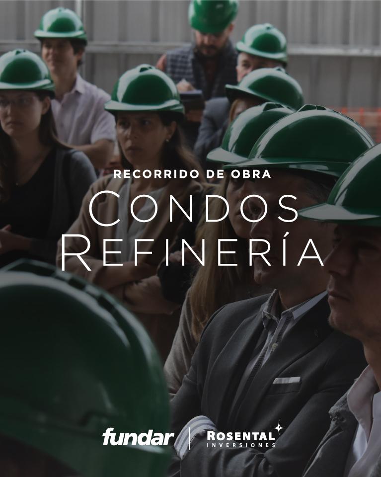 Recorrido de Obra Condos Refineria