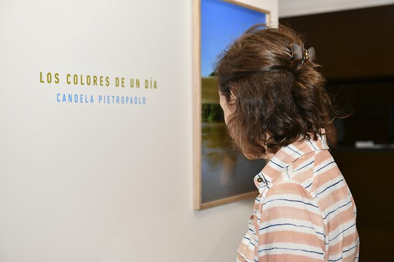 """1º Muestra Espacio 1670 - """"Los Colores de un Día"""" de Candela Pietropaolo"""