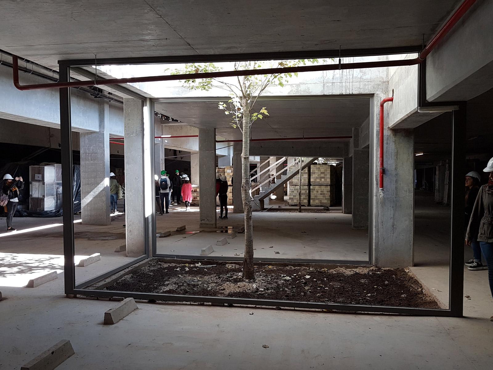 Recorrido Condos Refinería Estudiantes Arquitectura