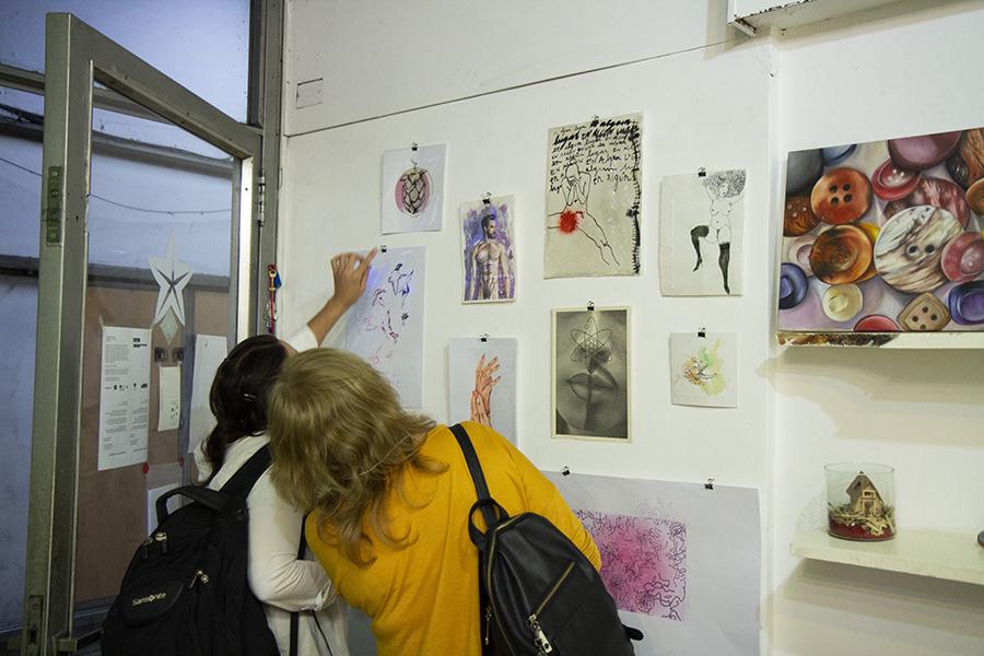 GIRO Circuito de Galerías de Arte |  3º edición  - Galeria Carambola