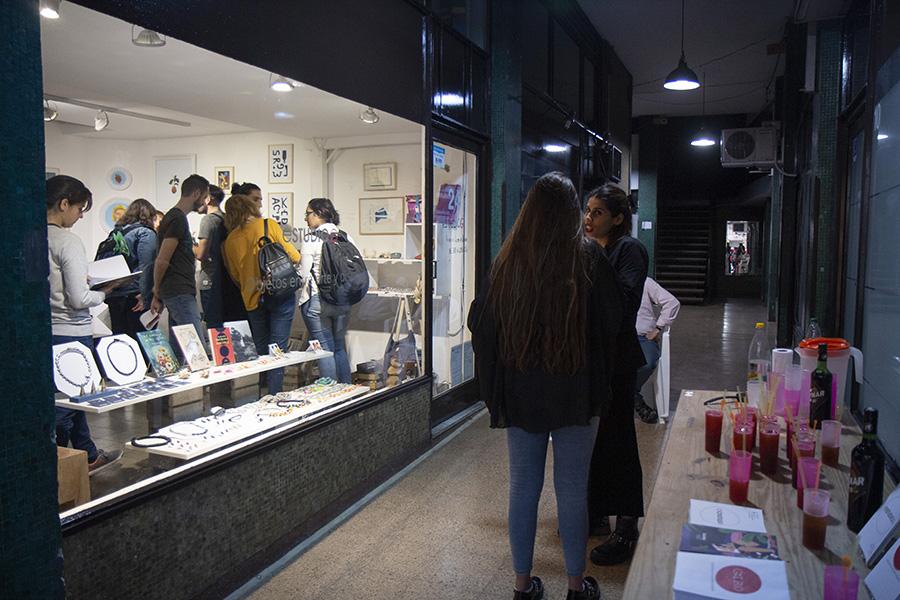 GIRO Circuito de Galerías de Arte |  3º edición  - Galeria Estudio G
