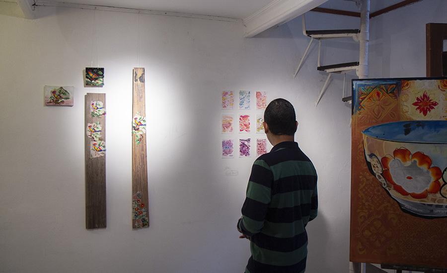 GIRO Circuito de Galerías de Arte |  3º edición  - Galeria Local 15