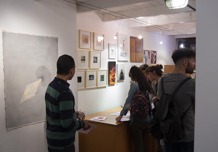 GIRO Circuito de Galerías de Arte |  3º edición  - Galeria Rivoire
