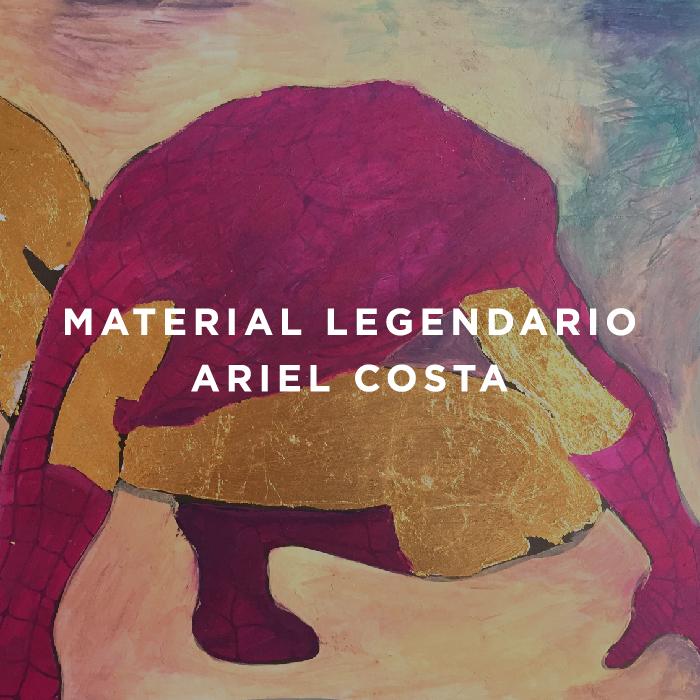 5º Muestra de 2019 | Material Legendario