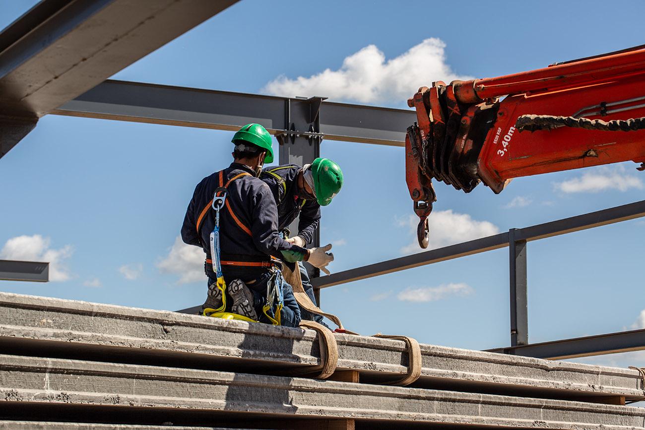 Ciudad Industria - Abril 2021 Avance de Obra