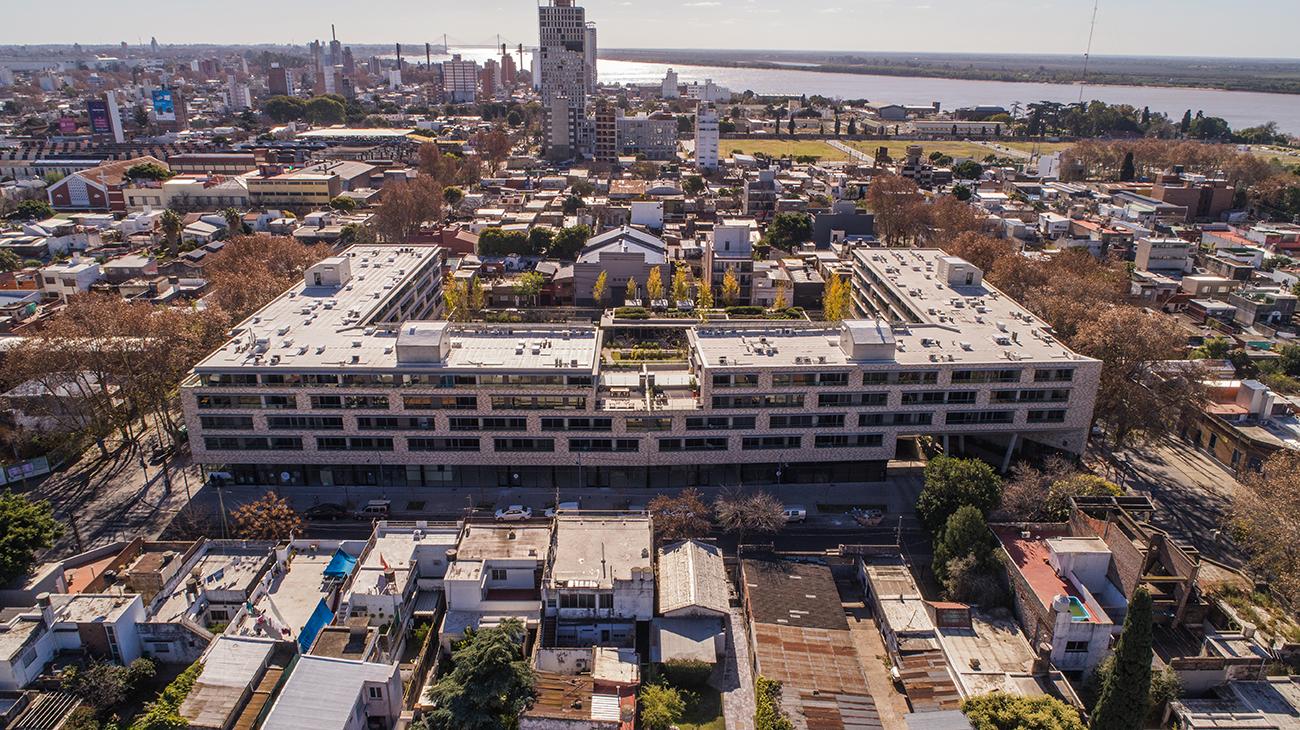 Condos Refineria - Julio 2021 Avance de Obra
