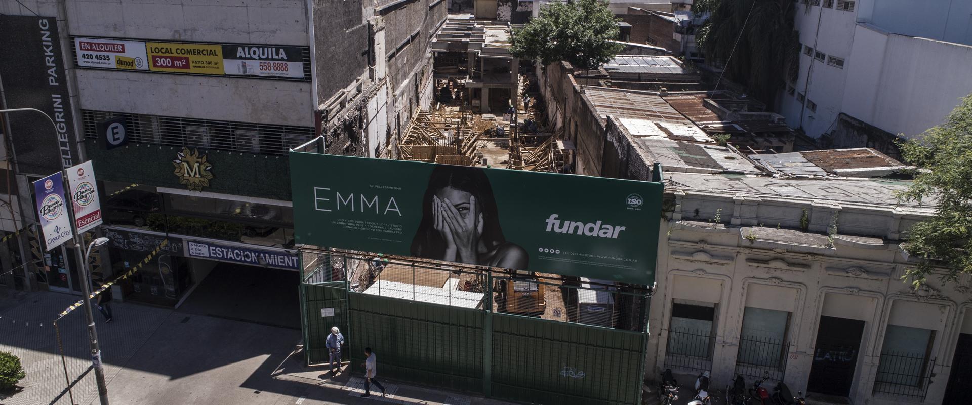 Emma - Enero 2020 Avance de Obra