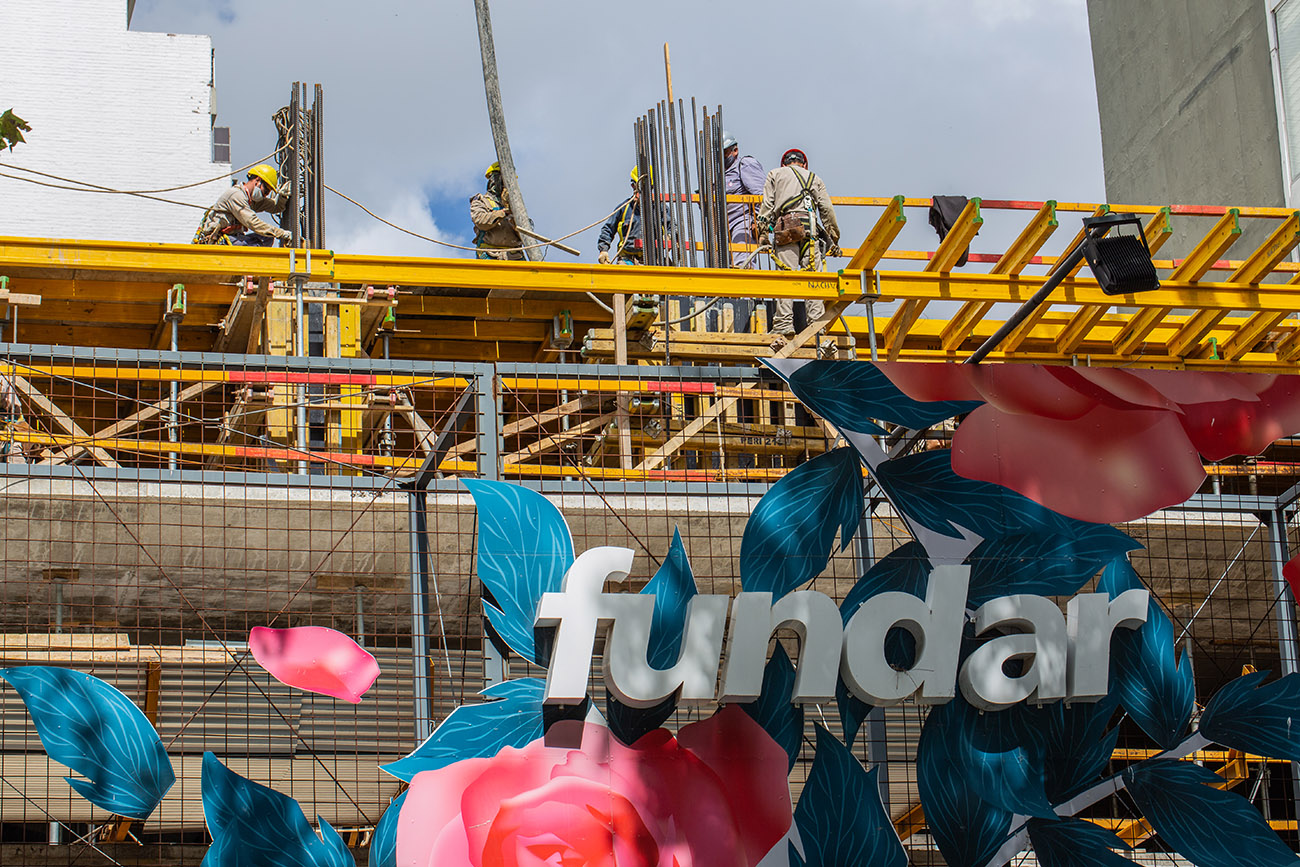 Frida - Abril 2021 Avance de Obra