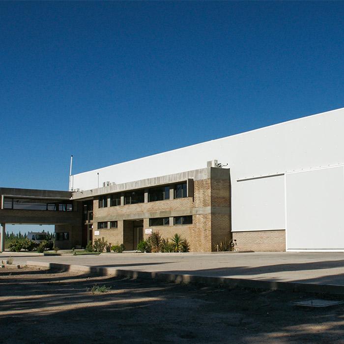 Planta Industrial Mendoza