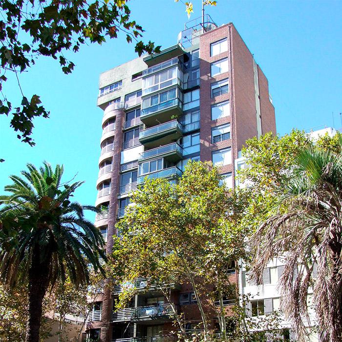 Plaza Oroño