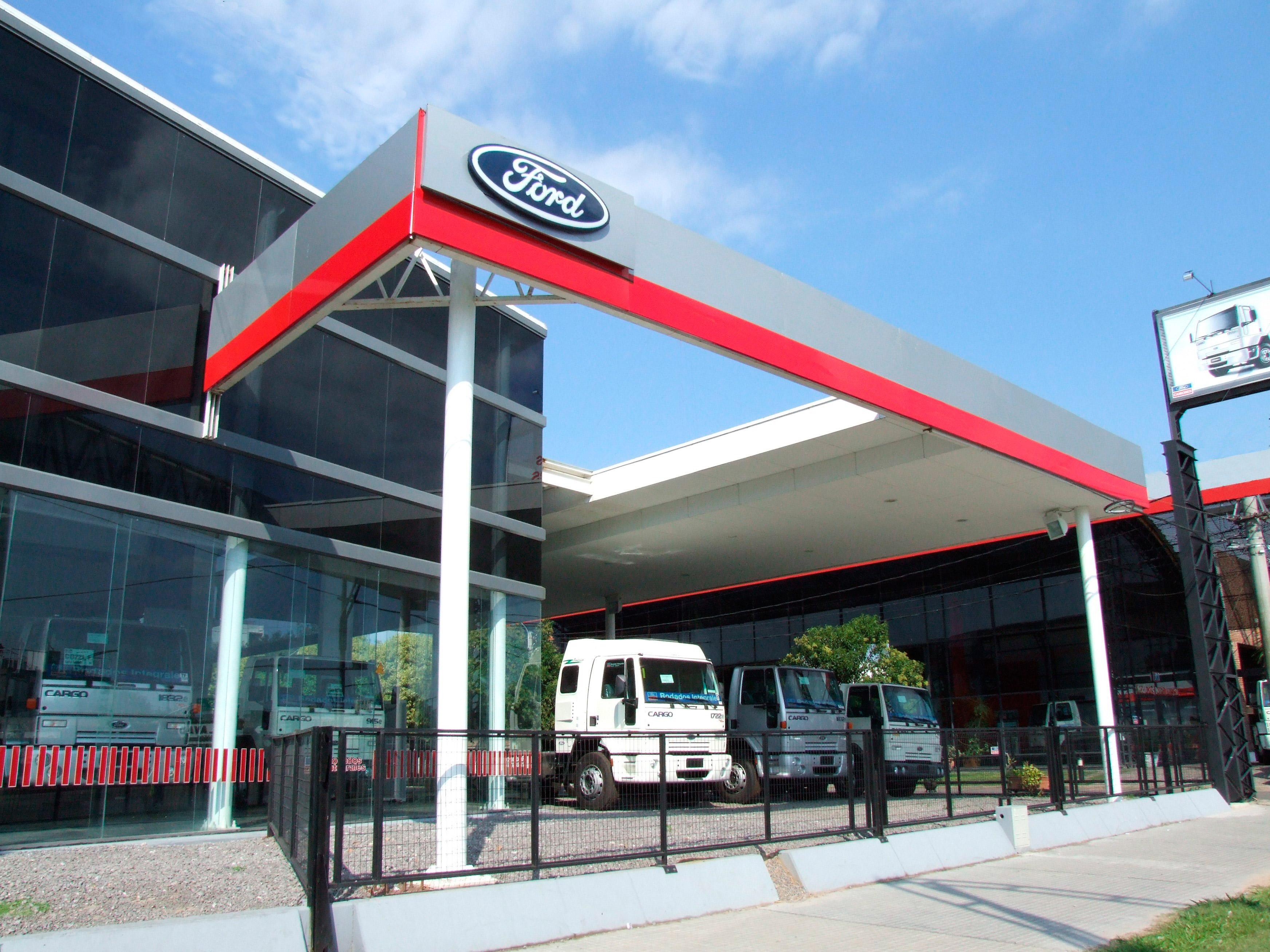 Ford Camiones - Galeria de Fotos