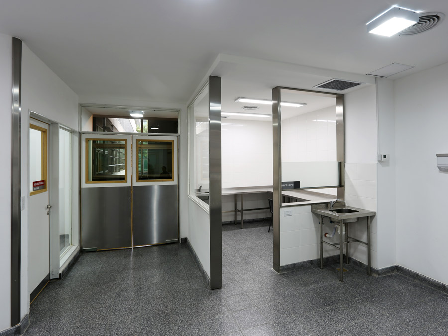 HECA - Ampliación Sala de Hemodinamia - Galeria de Fotos