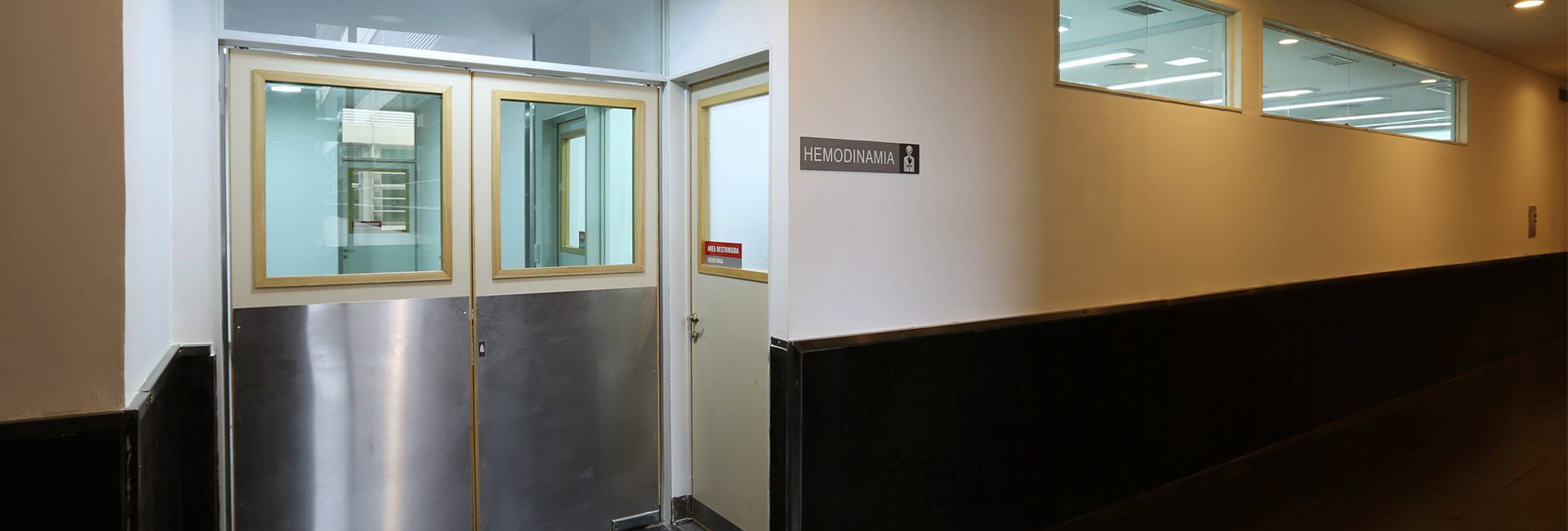 HECA - Ampliación Sala de Hemodinamia