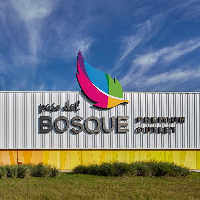 Paso del Bosque Outlet Premium Rosario