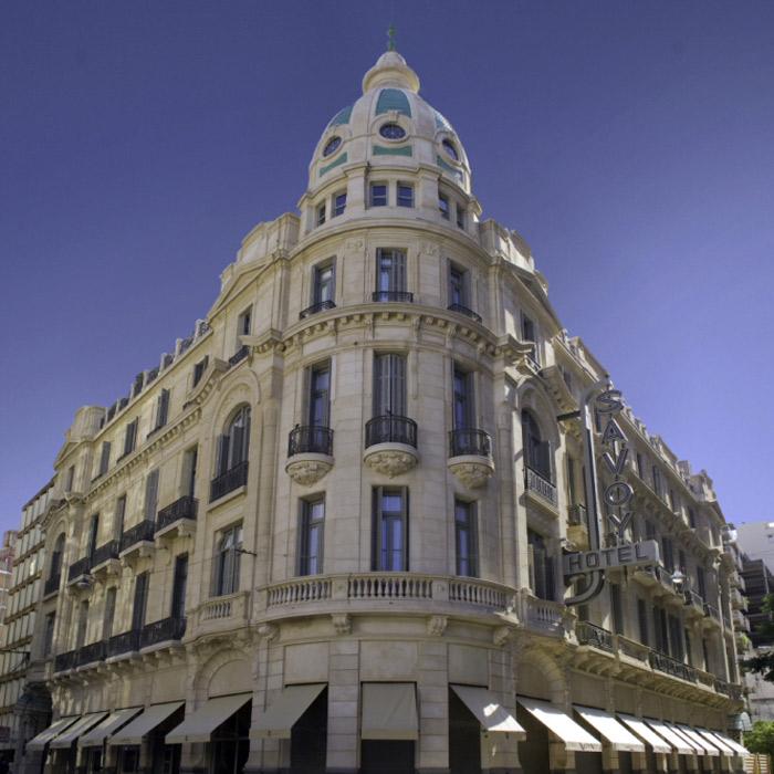 Refacción Esplendor Savoy Rosario