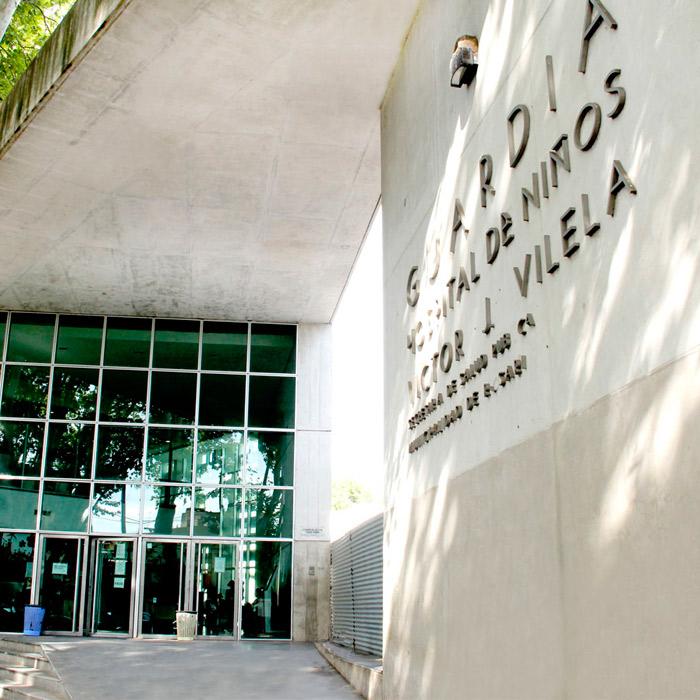 Remodelación Hospital de Niños Víctor J. Vilela