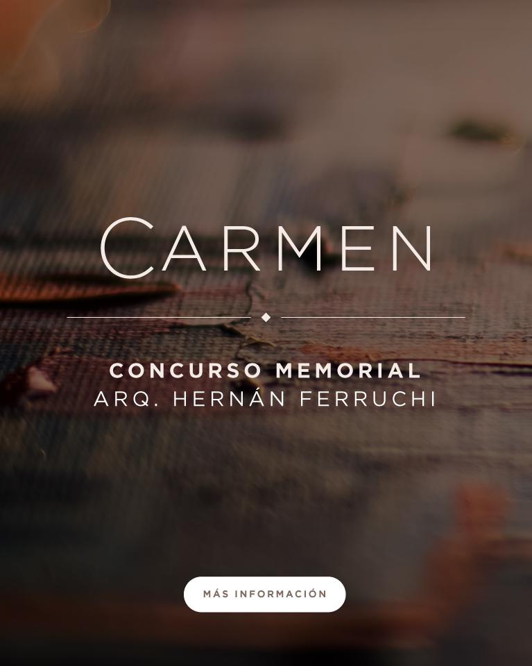 Concurso Carmen - Arq. Hernan Ferruchi