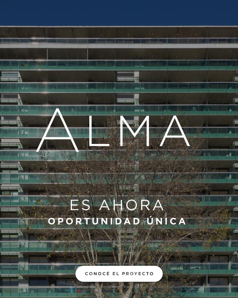 Alma | Es Ahora