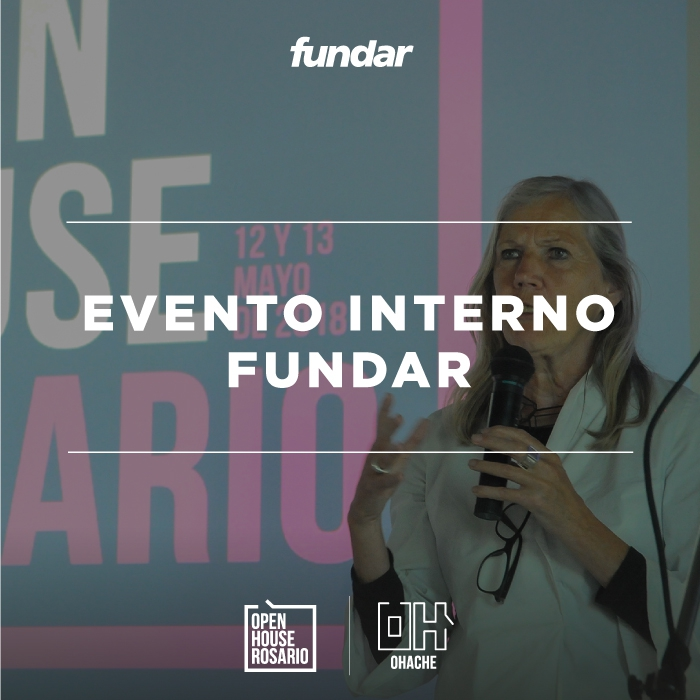 Evento Interno Fundar!