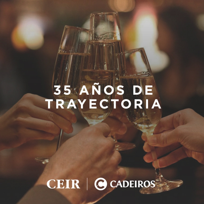 35 años de Cadeiros | Ceir