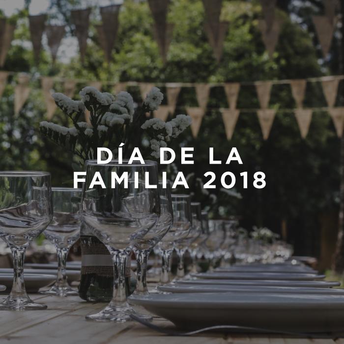 Día de la Familia 2018