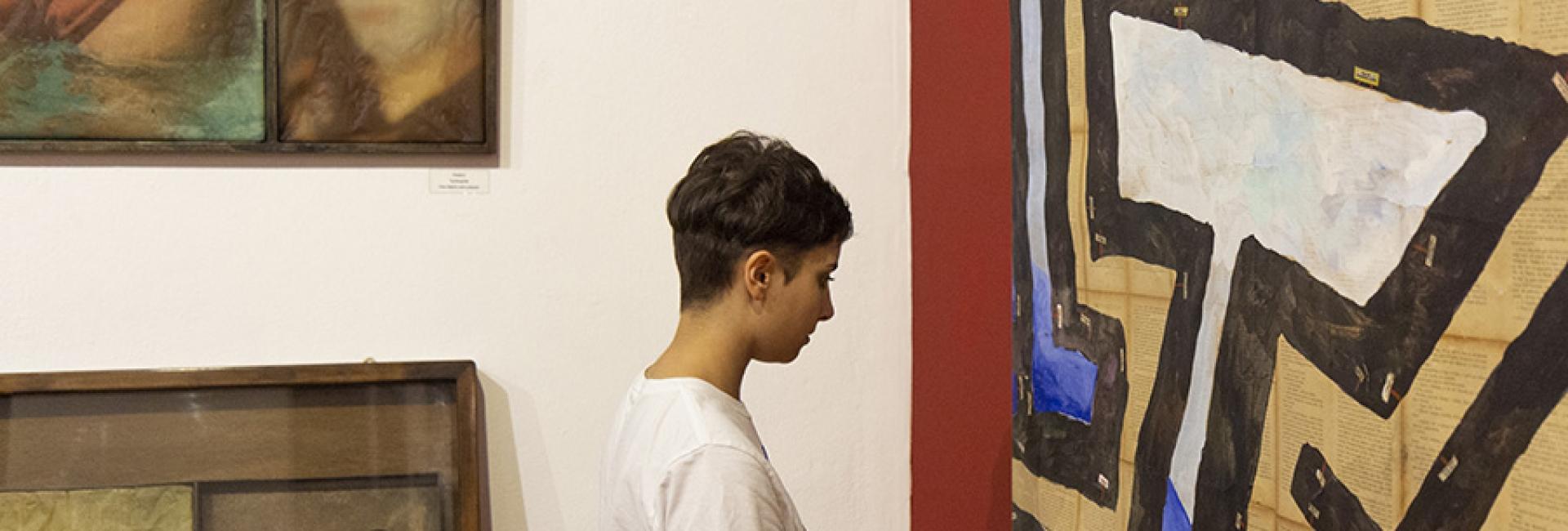 GIRO Circuito de Galerías de Arte |  3º edición  - Galeria CAMP