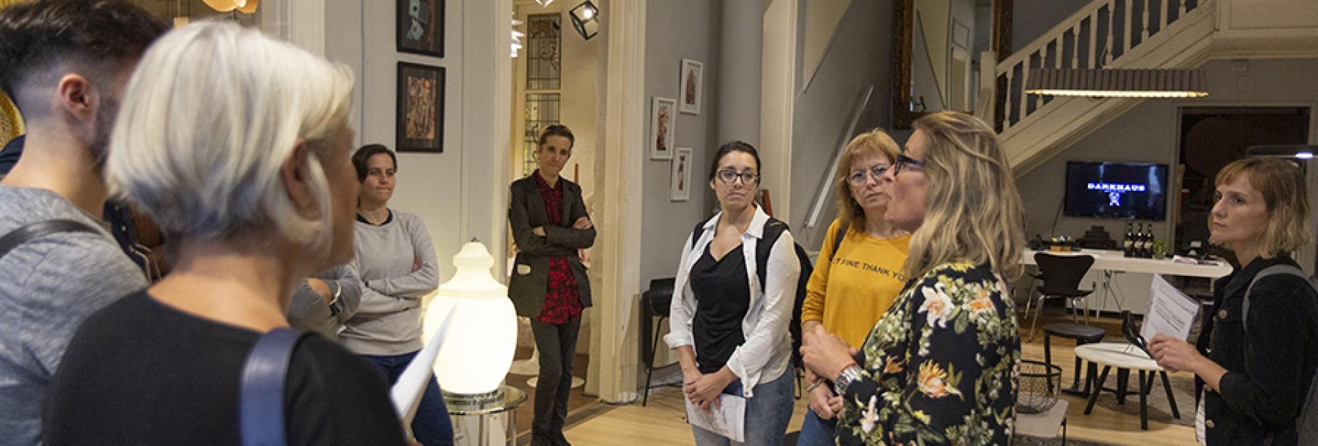 GIRO Circuito de Galerías de Arte |  3º edición  - Galeria Darkhaus