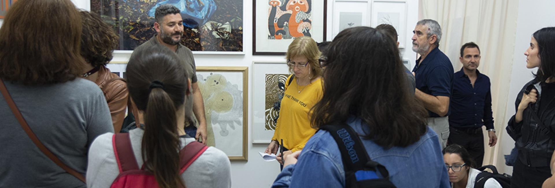 GIRO Circuito de Galerías de Arte |  3º edición  - Galeria Diego Obligado