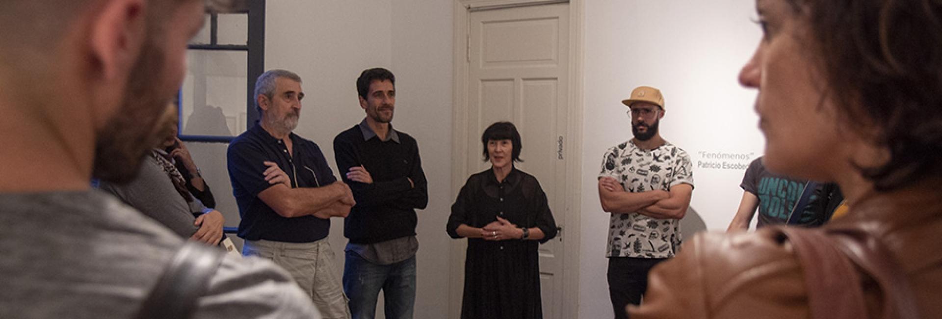 GIRO Circuito de Galerías de Arte |  3º edición  - Galeria Gabelich